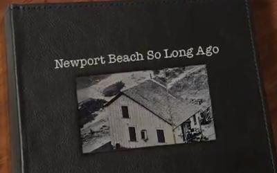 Newport Beach So Long Ago